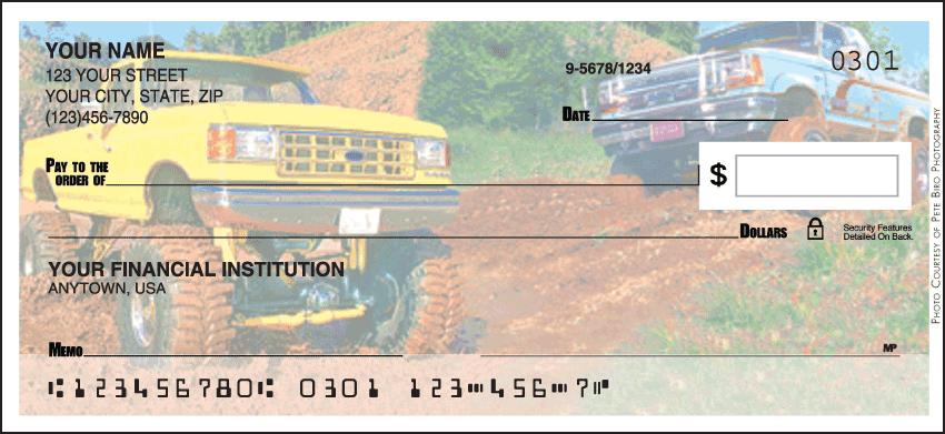 4x4 Wheeler Checks - click to view larger image