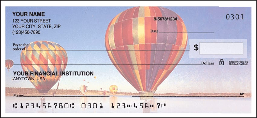 Ballooning Checks - click to view larger image