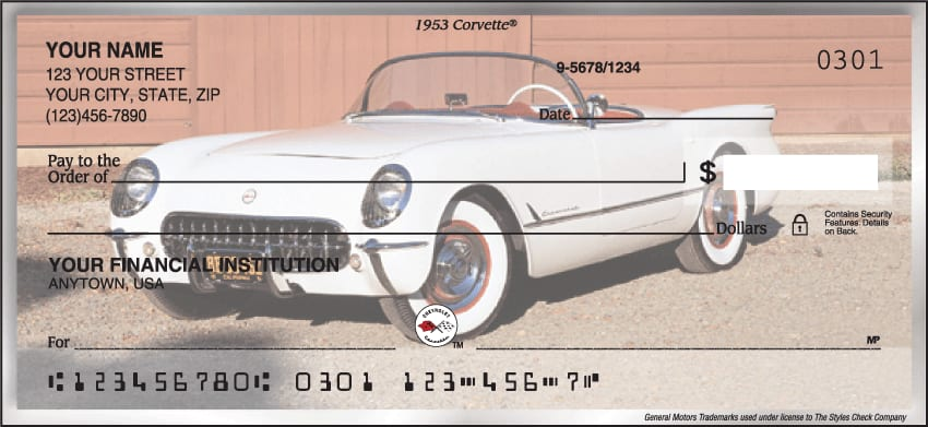 corvette history checks - click to preview