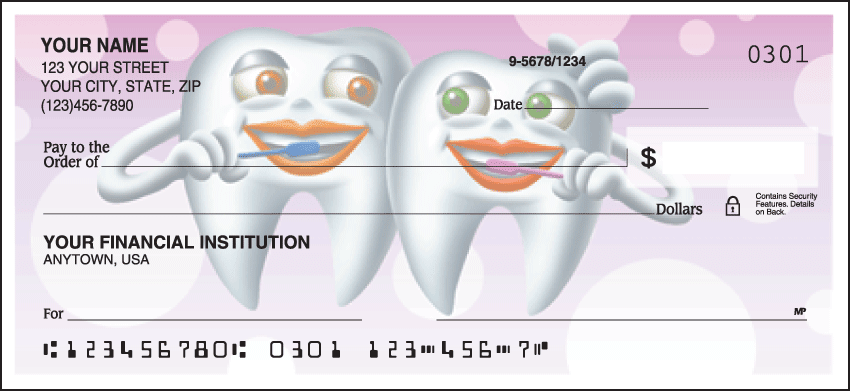 Enlarged view of Dental Checks
