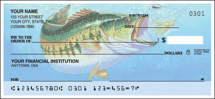 fishing checks - click to preview