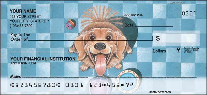 gary patterson dogs checks - click to preview