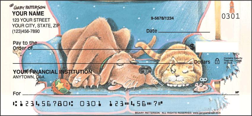 gary patterson pets checks - click to preview