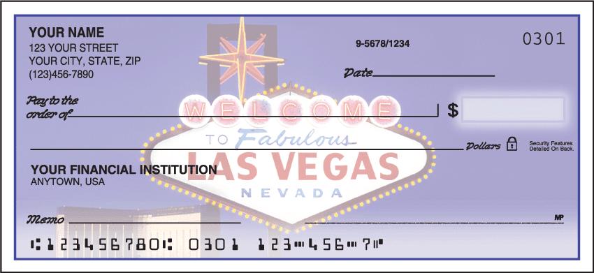 Las Vegas Checks - click to view larger image
