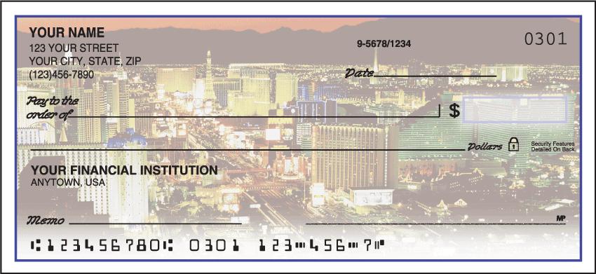 Las Vegas Checks - click to preview
