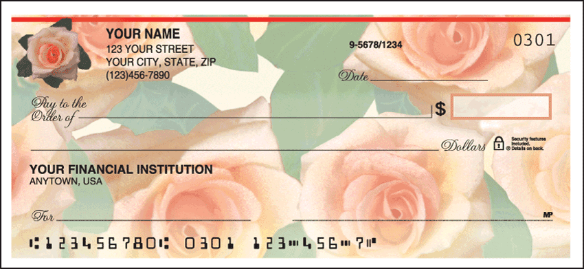 Majestic Rose Checks - click to preview