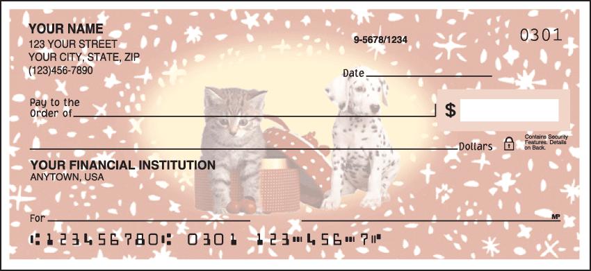 pet pals checks - click to preview