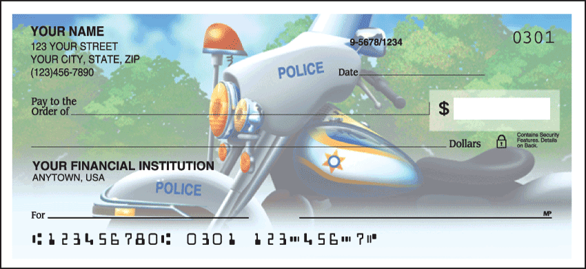 Enlarged view of Police Checks