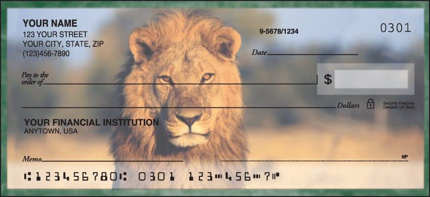 safari checks - click to preview