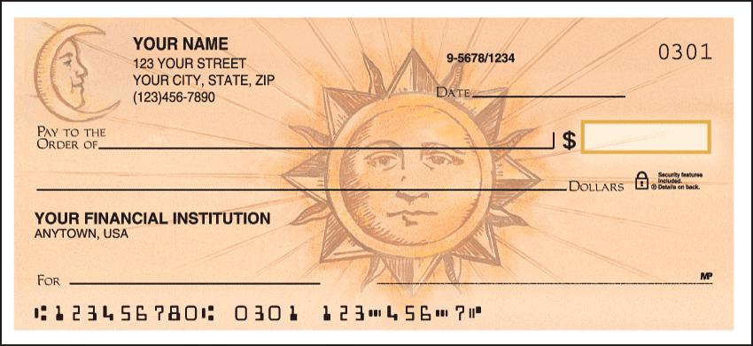 Sun & Moon Checks - click to view larger image