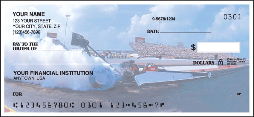 Top Fuel Checks - click to view larger image