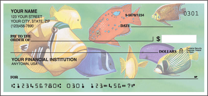 Tropical Aquarium Checks - click to view larger image
