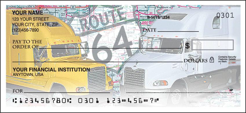 Truckin' Checks - click to preview
