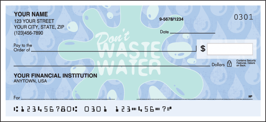 Water Wise Checks - click to view larger image