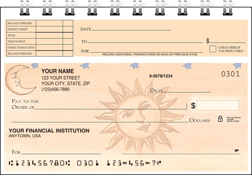 sun & moon top stub checks - click to preview