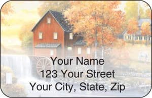 America Address Labels – click to view product detail page