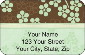 Bittersweet Address Labels – click to view product detail page