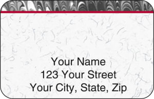 Executive Address Labels – click to view product detail page