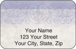 Filigree Address Labels – click to view product detail page