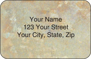 Florence Address Labels – click to view product detail page