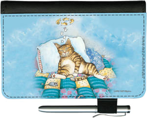 Gary Patterson Cats Debit Wallet – click to view product detail page