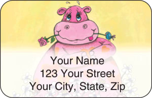 Gary Patterson Lovables Address Labels – click to view product detail page