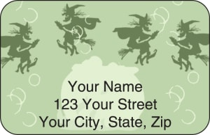 Halloween Address Labels – click to view product detail page