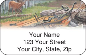 Hunting Address Labels – click to view product detail page