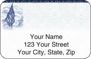 Liberty Address Labels – click to view product detail page