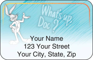 Looney Tunes Address Labels – click to view product detail page