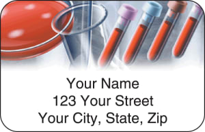 Medical Address Labels – click to view product detail page