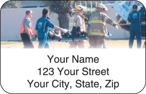 Paramedic Address Labels – click to view product detail page