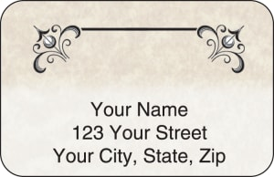 Securiguard Parchment Address Labels – click to view product detail page