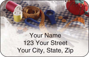 Sewing Address Labels – click to view product detail page