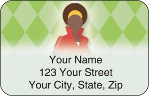 Sistas Address Labels – click to view product detail page