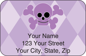 Skullies Address Labels – click to view product detail page