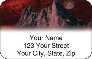 Spacescapes Address Labels – click to view product detail page