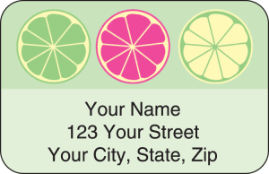 Summer Sweets Address Labels – click to view product detail page