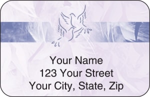 Thy Name Address Labels – click to view product detail page