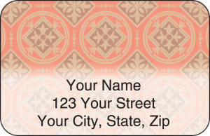 Tuscan Spice Address Labels – click to view product detail page