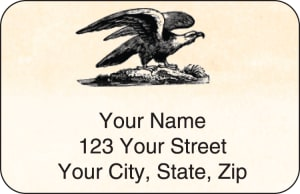 Vintage Address Labels – click to view product detail page