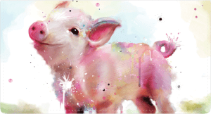 Watercolor Farm Checkbook Cover – click to view product detail page
