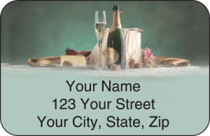 Wine Lover Address Labels – click to view product detail page