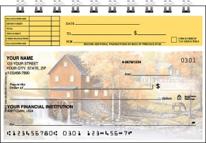 America Top Stub Checks – click to view product detail page