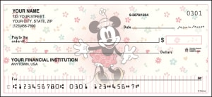 Disney Minnie Mouse Checks – click to view product detail page