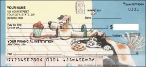 Enlarged view of gary patterson pets checks