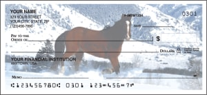 Horse Enthusiast Checks – click to view product detail page