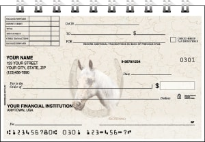 Horses Top Stub Checks – click to view product detail page