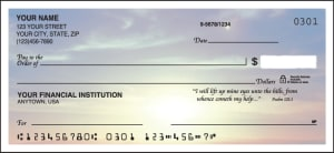 Enlarged view of inspirations checks