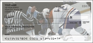 Enlarged view of pro hockey checks
